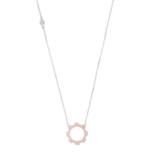 Load image into Gallery viewer, Mini Gear 18k Rose Gold Plated