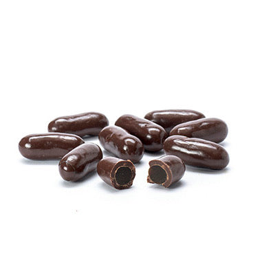 CHOCAMAMA Dark Licorice Bullets