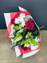 Load image into Gallery viewer, Valentines Day Rose and Lilly Bouquet