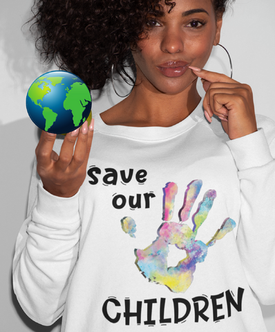 Save Our Children Sweatshirt  -STC1009