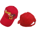Go Trax Go Red Youth Cap