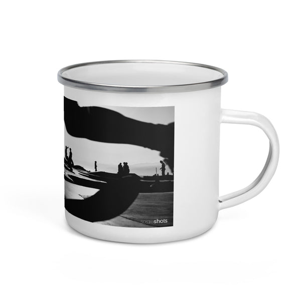Small People: Enamel Mug