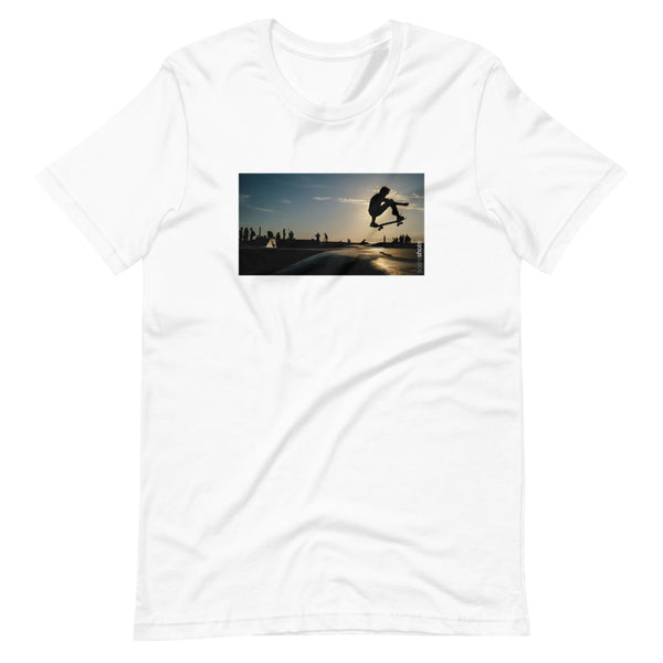 Skater VB: Short-Sleeve Unisex T-Shirt
