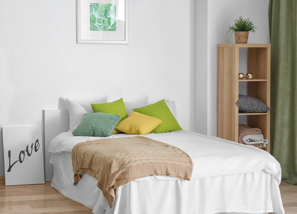 Give Your Bedroom a Clean and Minimal Style