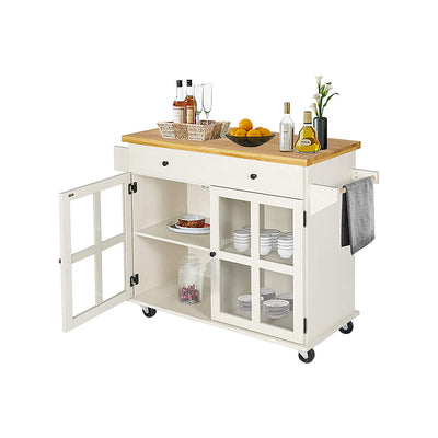 home depot kitchen cart