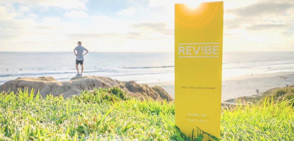 How Revibe CBD Cream Helps Me Get Through the Day