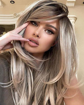 2020 summer trend new straight hair