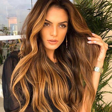 2020 new fashion new lace wig
