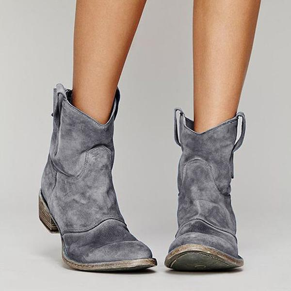 Daily Flat Heel Boots