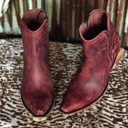 brocallow Vintage Casual Winter Boots