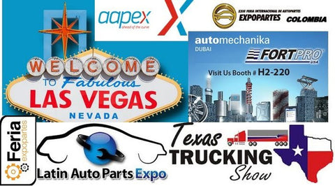 FORTPRO USA | Truck and Trailer Parts | Truck Parts USA