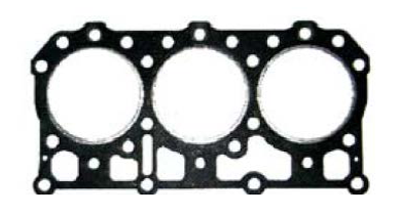 F010008 | KIT, CYLINDER HEAD GASKET E-7 PNL | Replace 57GC2115A | EGK-8429