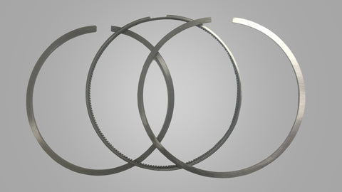 F010106 MP8 PISTON RINGS REPLACES 20747511, 805050
