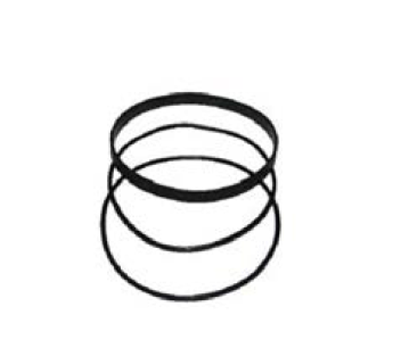 F020423 | KIT O-RING LINER CUM.855 | Replace AR51477 | 121201
