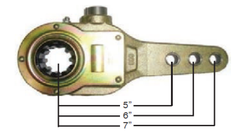 F224735 | MANUAL SLACK ADJUSTER | Replace 278323 | HSA-4920