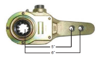 F224736 | MANUAL SLACK ADJUSTER | Replace 278303 | HSA-5011