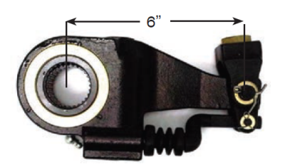 F224755 |AUTOMATIC SLACK ADJUSTER | Replace 065179 | 065194 | HSA-5035