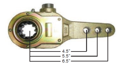 F224770 | MANUAL SLACK ADJUSTER | Replace 278326 | HSA-4919