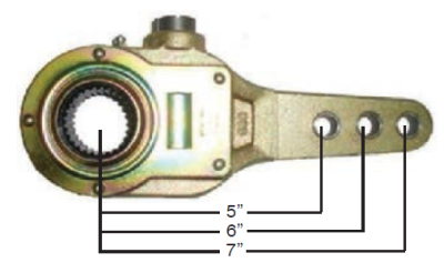F224772 | MANUAL SLACK ADJUSTER | Replace 288282