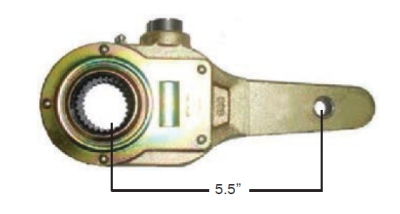 F224774 | MANUAL SLACK ADJUSTER | Replace KN55001 | HSA-5046