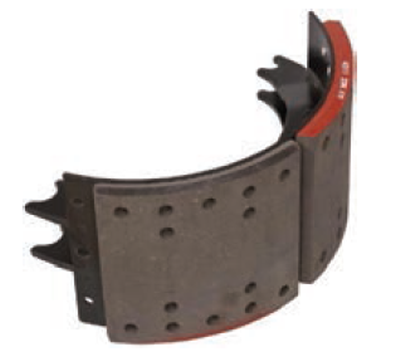 F224838 | LINED BRAKE SHOE | Replace 4311E