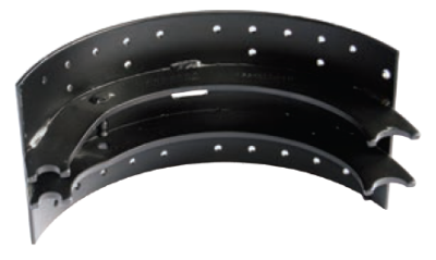 F224839 | UNLINE BRAKE SHOE | Replace 4311E