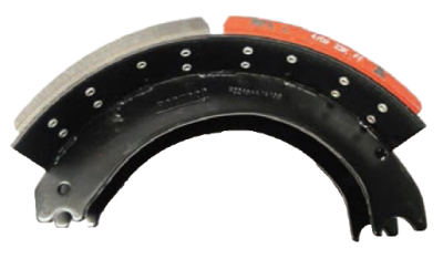 F224844 | LINED BRAKE SHOE | Replace 4709ESII
