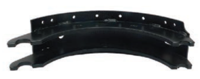 F224847 | UNLINED BRAKE SHOE | Replace 4702Q
