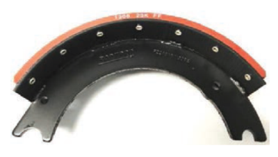 F224848 | LINED BRAKE SHOE | Replace 1308E