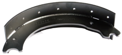 F224858 | UNLINED BRAKE SHOE | Replace 1443E