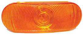F235116 | OVAL INCADESCENT LIGHT | REPLACE | 12 VOLTS