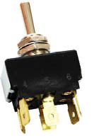 F235540 |SWITCH,Headlight (3 Position/6 Term)(Push Connection) | Replace 1MR3410 | MSW-4413