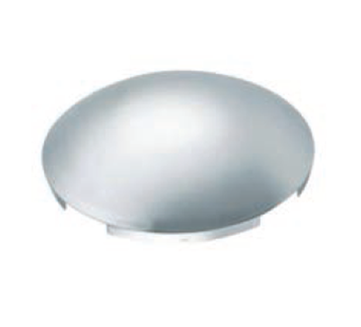 F245696 | CHROME FRONT HUB CAP