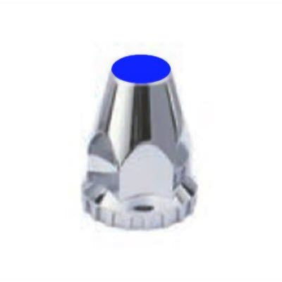 F245705-B | COLOR TOP, REFLECTOR THREADED NUT COVER WITH FLANGE