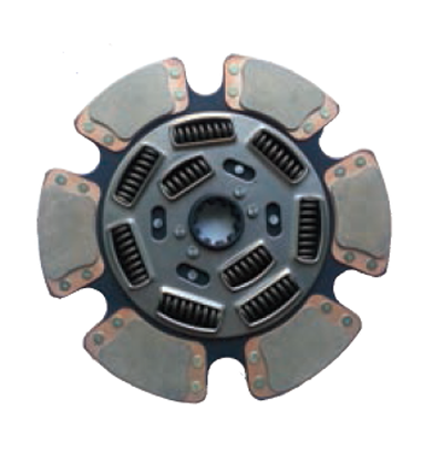 "F275997 | CLUTCH DISC 15 - 1/2"" X 2"" X 10"" 
