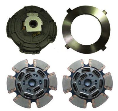 "F276016 | CLUTCH KIT 15 - 1/2"" X 2""
