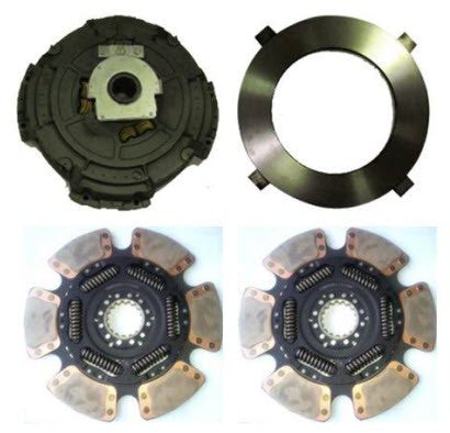 "F276017 | CLUTCH KIT 15 - 1/2"" X 2"" 