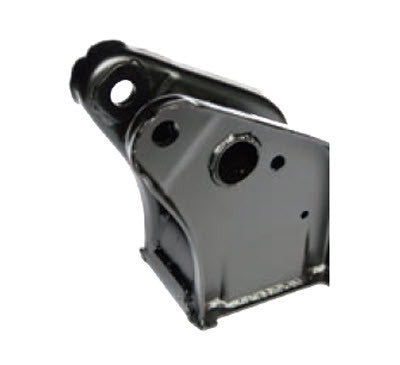 F296702 | FRONT HANGER (UNDERMOUNT) | Replace 7701-02