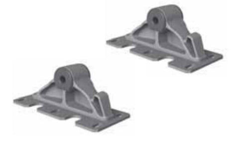 RK-Y900 HOLLAND MOUNTING BRACKET KIT REPLACES XA-7801