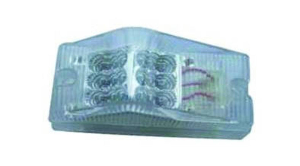 F235205 | AMBER CLEAR, Marker Light 18 LED (12 volts)