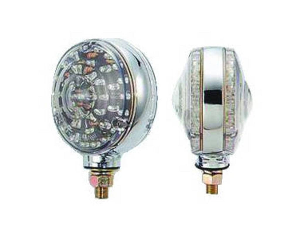 F235268 | CLEAR LENT TURN SIGNAL LAMP (12volts)