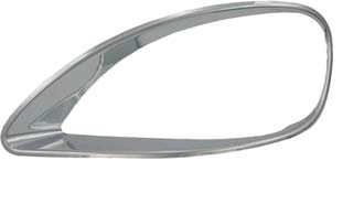 F235372 | BEZEL HEADLAMP FR COLUMBIA (LEFT) |Replace  06-32242-002