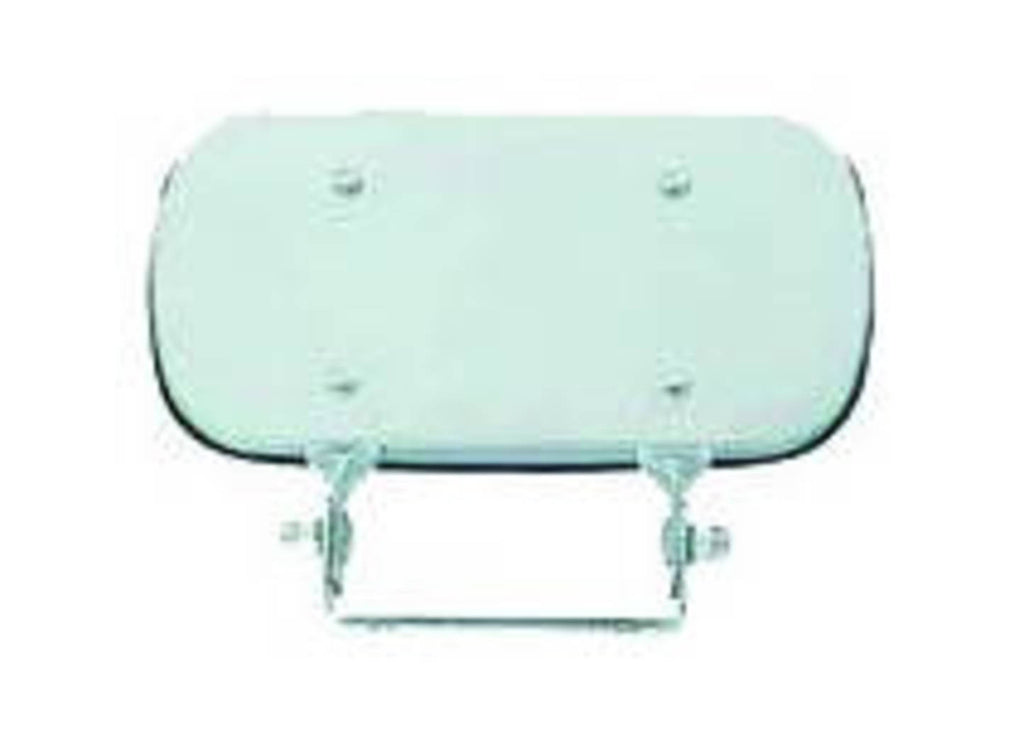 "4"" X 8"" OVER DOOR CONVEX MIRROR"