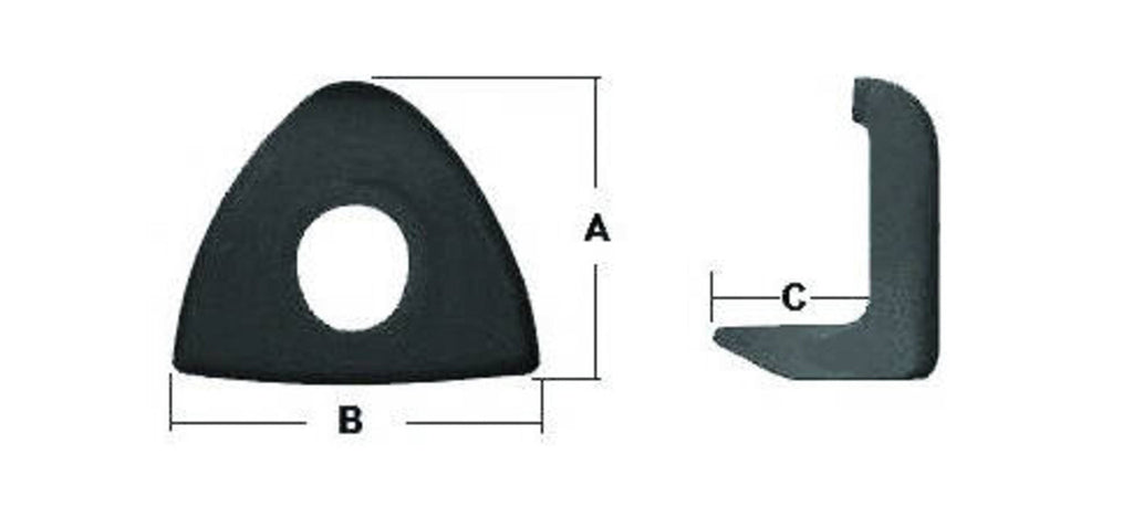 E5572A  WHEEL CLAMP 13-4006Q