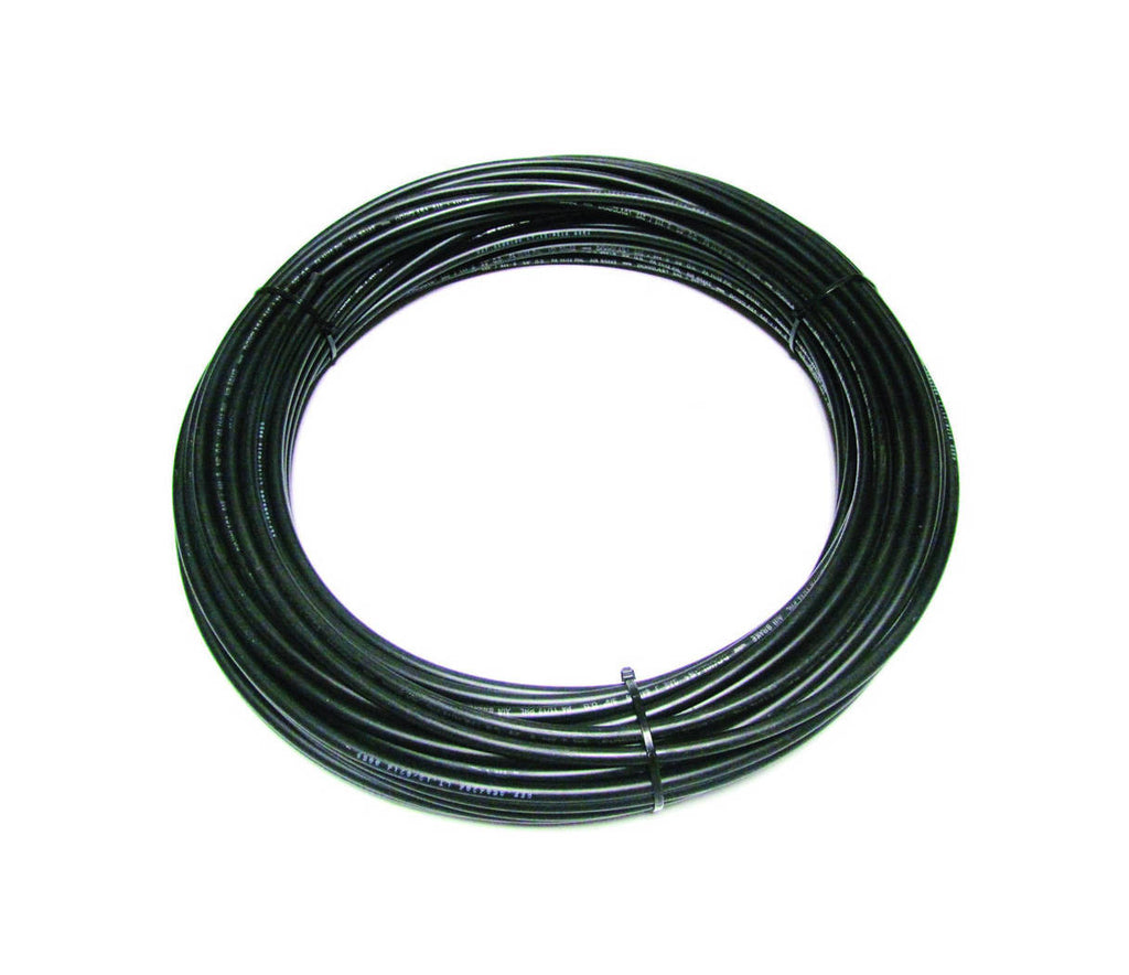 "F225085-100 | Nylon AIR Tubing 3/8"" x 100'. Black DOT"