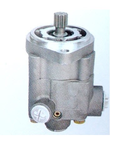 F255714 | POWER STEERING PUMP | Replace 542-0130-10 | 1663204C91