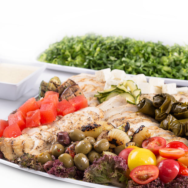 CLASSIC GREEK SALAD PLATTER