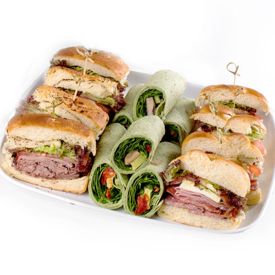 KEEP IT SIMPLE SANDWICH PLATTER