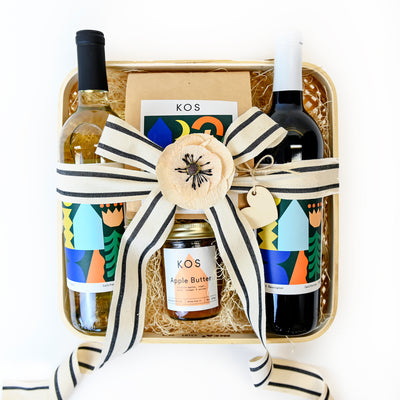 KOS HEIRLOOM GIFT BASKET