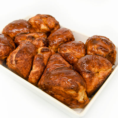 CHEF BEN'S MONKEY BREAD